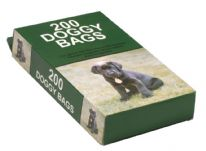 Doggy Poo Bags - Box of 200